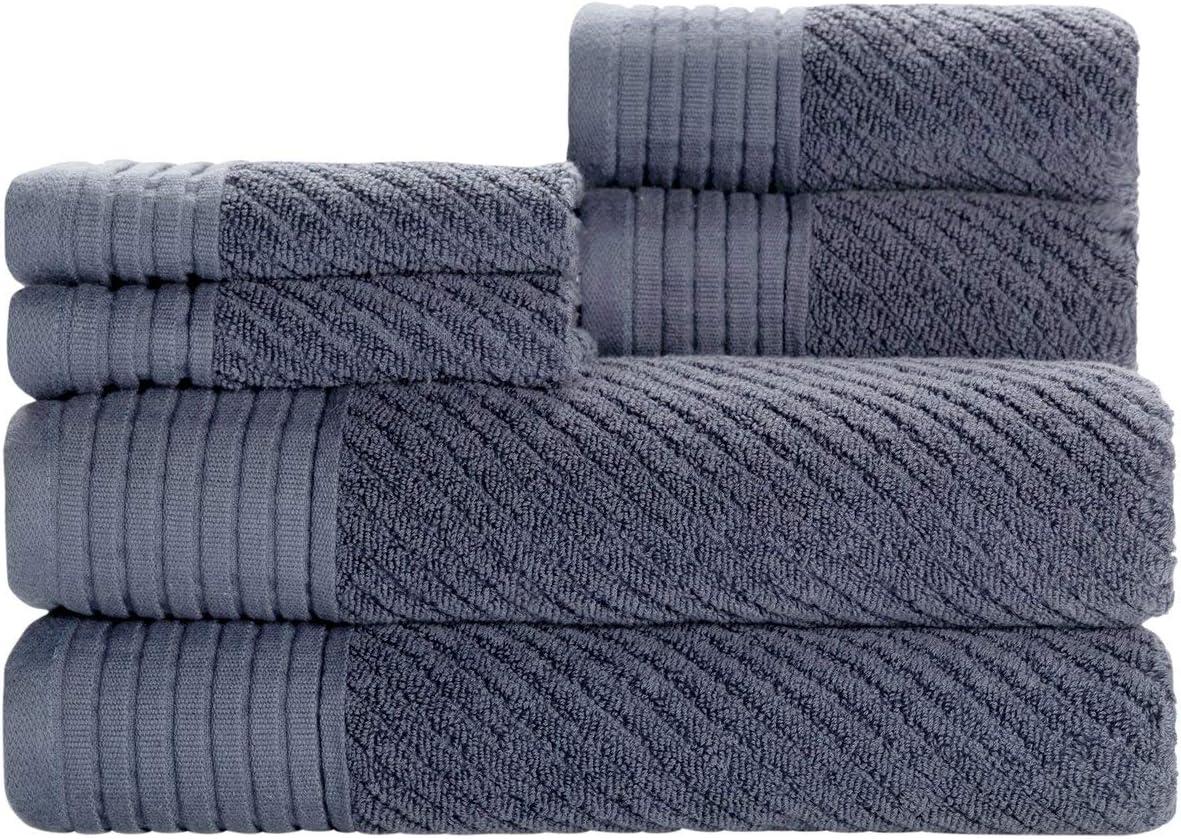 Caro Home Beacon 6-Piece Towel Set