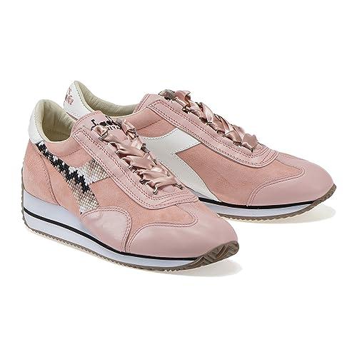 Diadora Damen Sneaker 172772 Rosa 455024: : Schuhe
