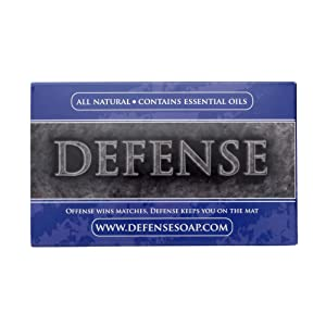 Defense Soap 4 Ounce Bar