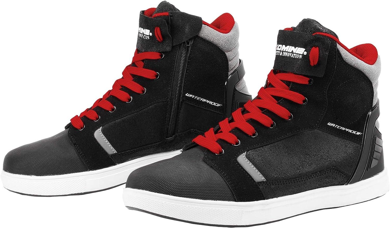コミネ 靴 Black 27 BK,084 05,084 KOMINE ライディング