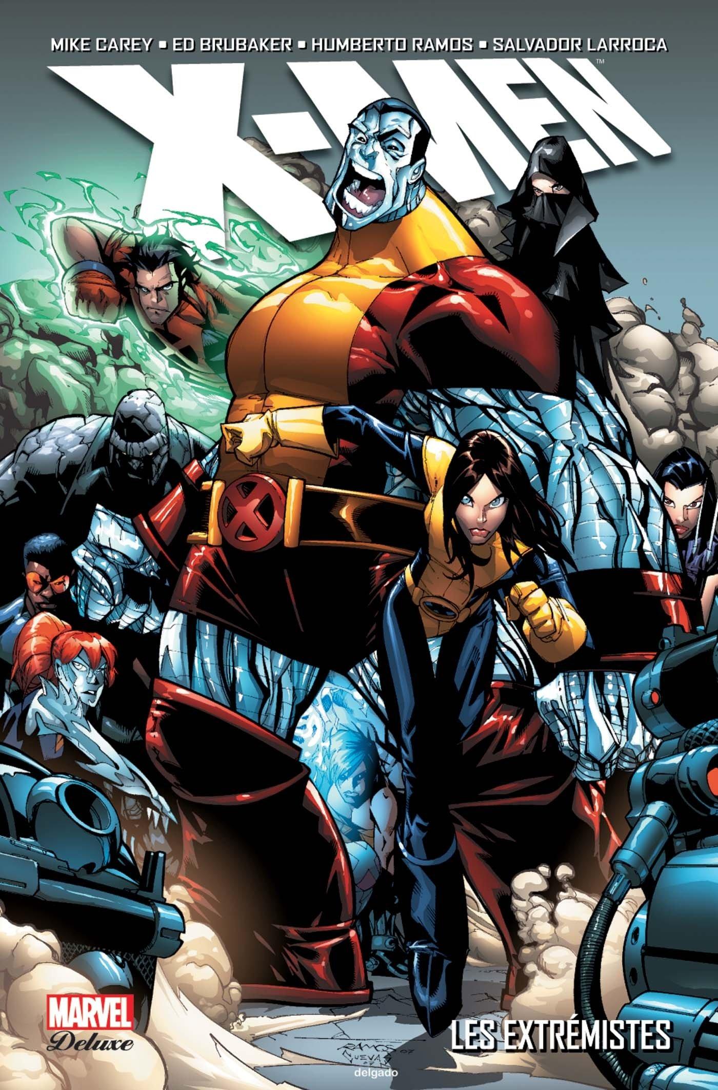 X-Men : Les extrémistes Album – 21 mars 2018 Chris Bachalo Salvador Larroca Ed Brubaker Humberto Ramos