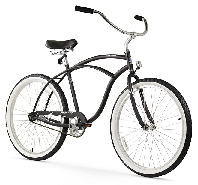 Firmstrong Urban Man Beach Cruiser Bicycle Review