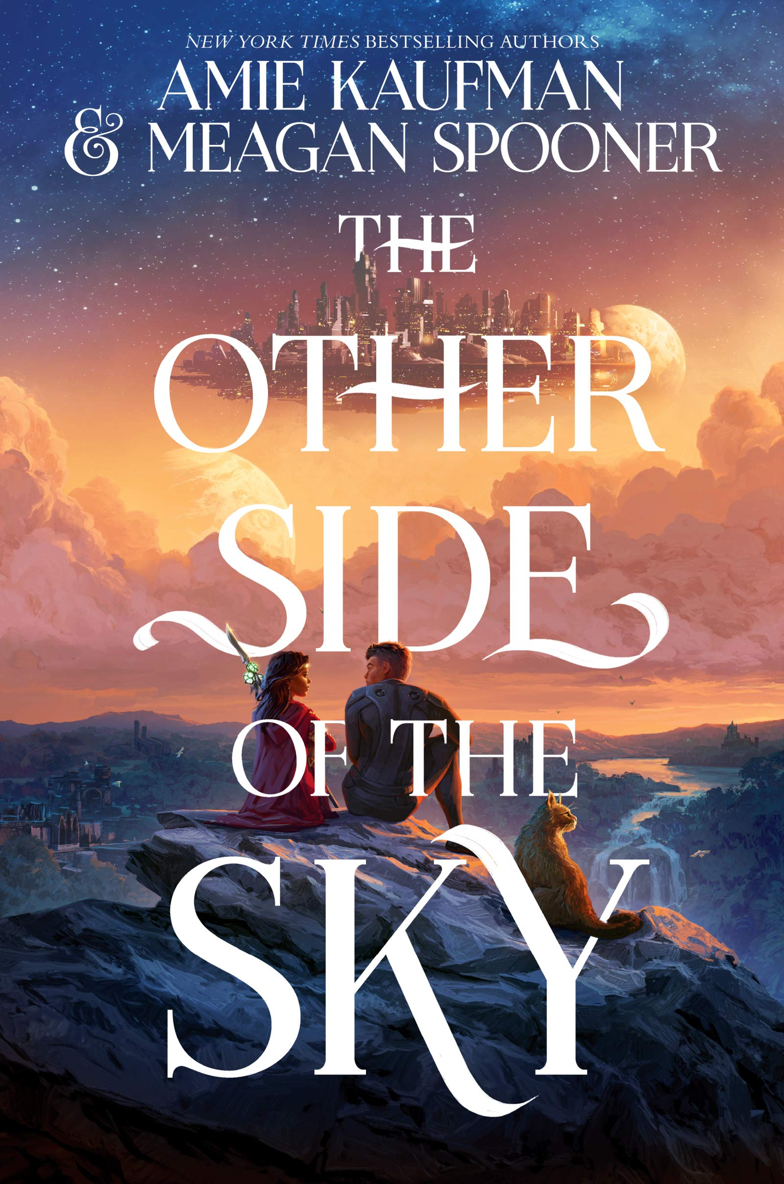Amazon.com: The Other Side of the Sky (9780062893338): Kaufman, Amie,  Spooner, Meagan: Books