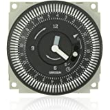 Grasslin by Intermatic FM/1 Series 24-Hour Timer STUZH-L with Manual Override 01.76.0023.1