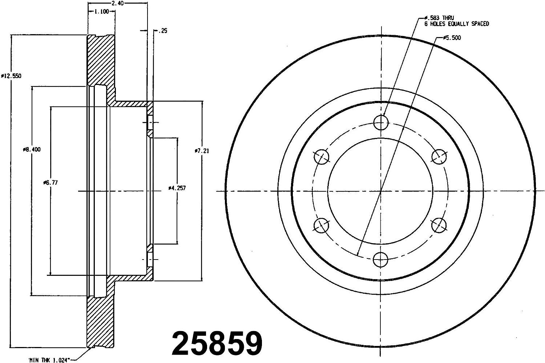 SCE Gaskets 267176 Valve Cover Gasket for 746 Hemi Engine