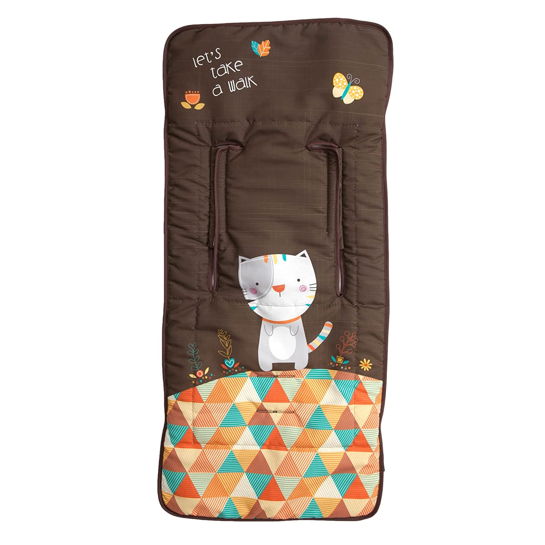 Babyline Kitty Tapis confortable Chocolat chocolat