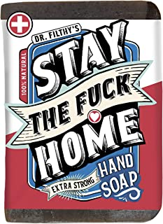 product image for Filthy Farmgirl Dr Filthy's Stay The F Home Hand Soap We Are All In This Together