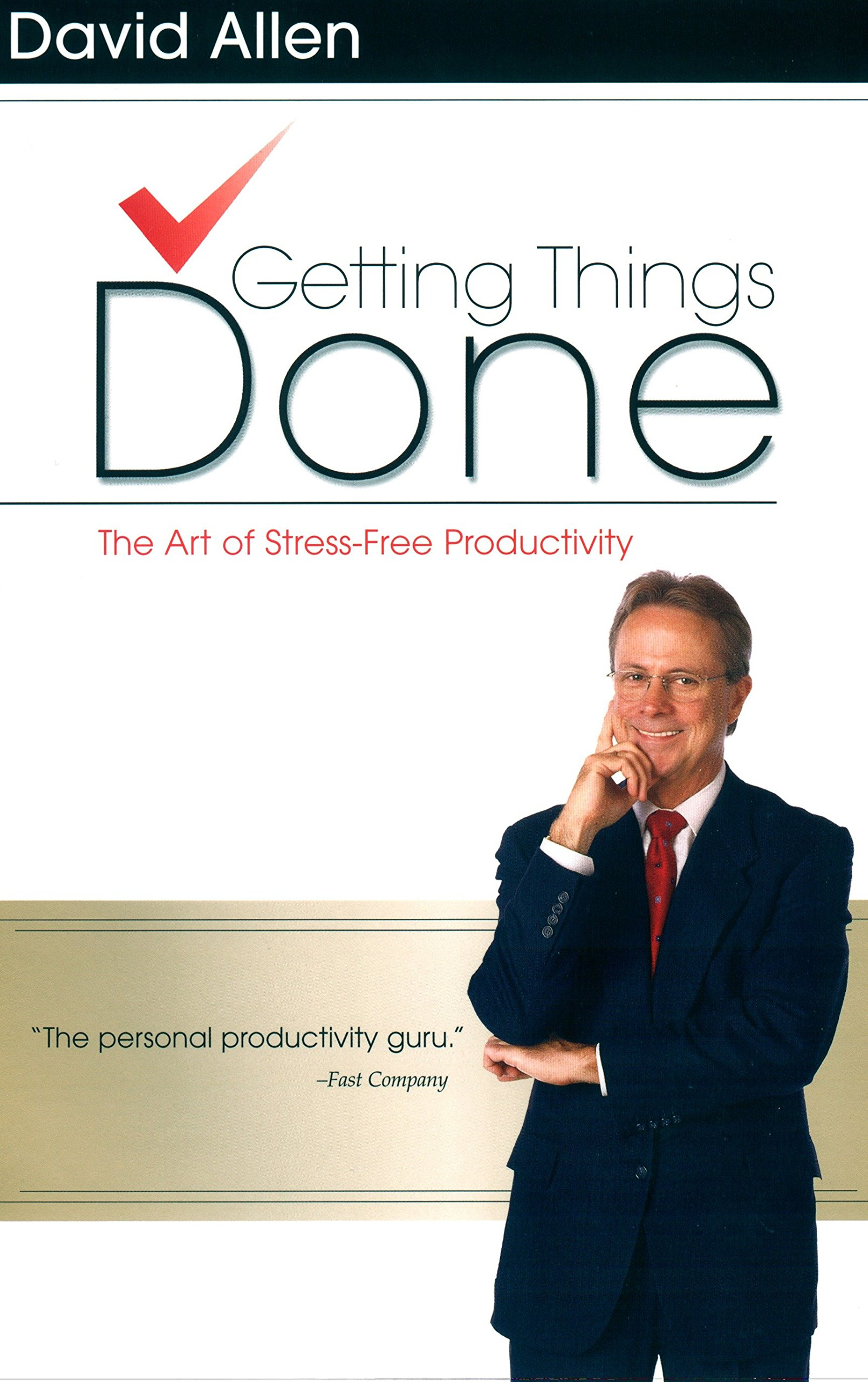 Download Getting Things Done: The Art of Stress-Free Productivity pdf