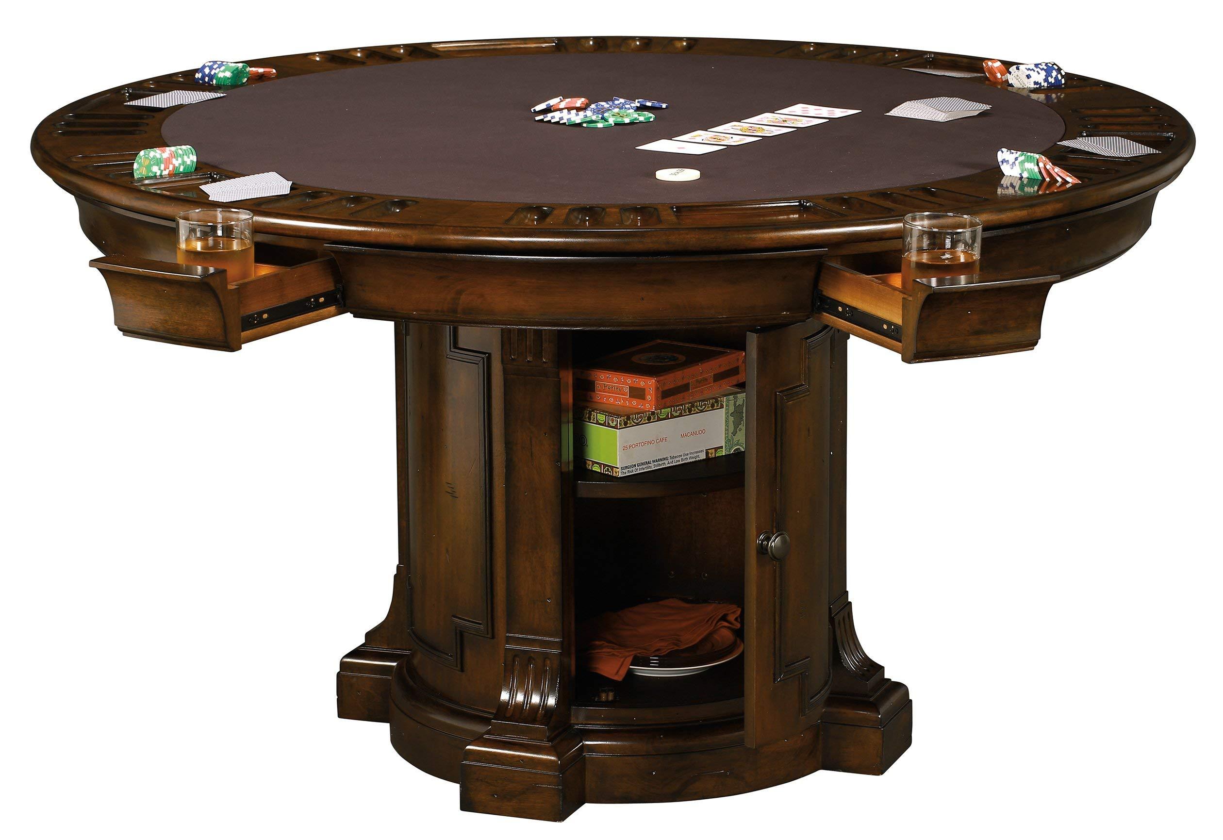 Howard Miller Roxbury Game Table by Howard Miller