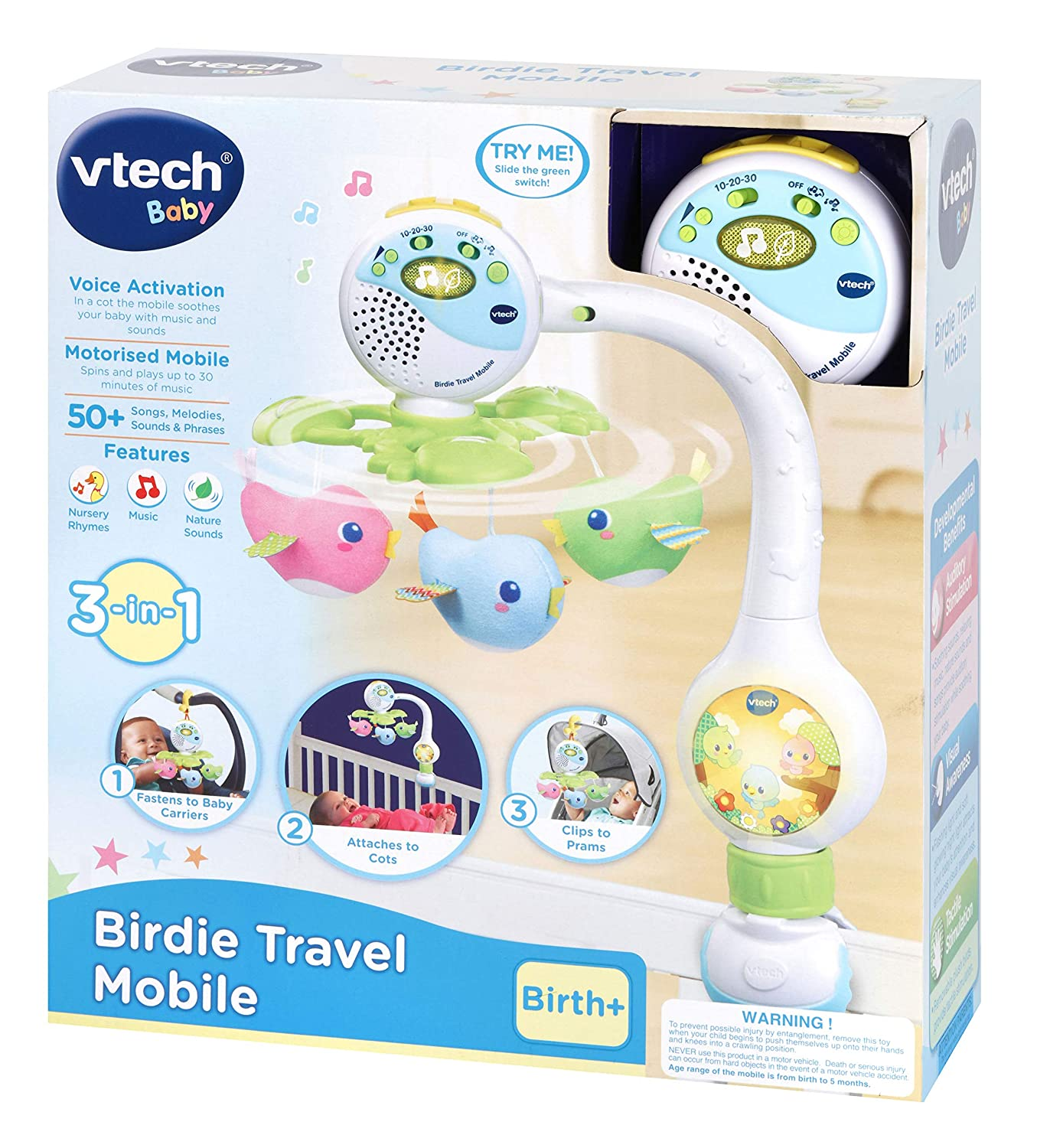 VTech Birdie Travel Mobile