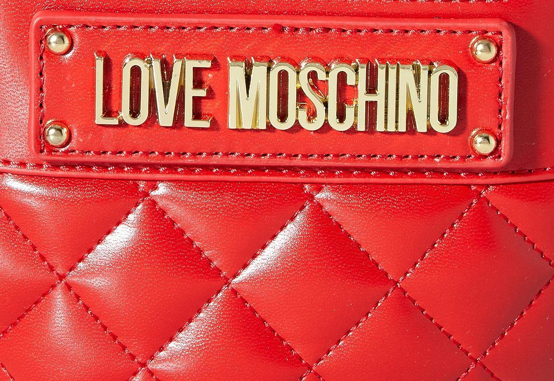 W x H x L Love Moschino Borsa Quilted Nappa Pu Spalla Donna 17x32x8 cm