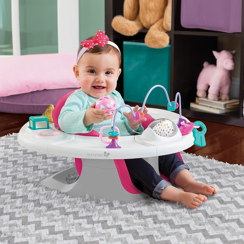 Chaise Multifonctionnelle 4-en-1 pour B/éb/é Summer Infant SUPERSEAT