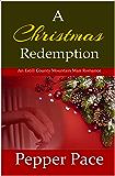 A Christmas Redemption: An Estill County Mountain Man Romance