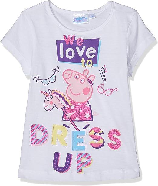 Peppa Pig Conjuntos de Pijama para Niñas: Amazon.es: Ropa y accesorios