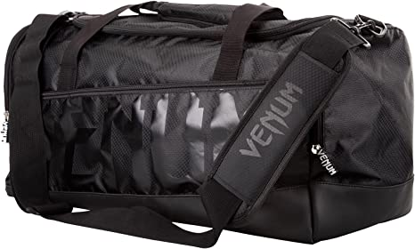 Venum Sparring Sport Bag (Blackout Color)