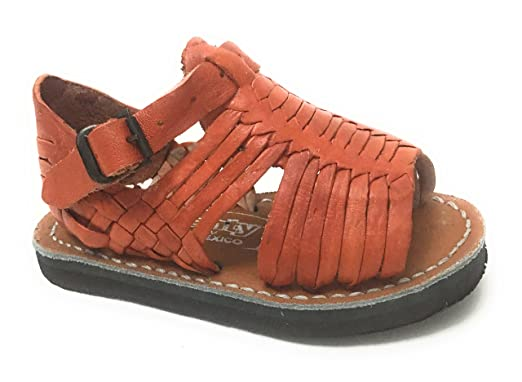70a69d6e0312 Amazon.com  KIDS HUARACHE SANDALS