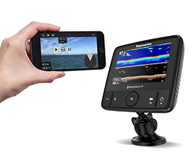 Raymarine Dragonfly Pro 7 Chirp Fish Finder Review