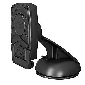 Bracketron Si Dash Magnet Car Mount Phone Holder Cradle Hands Free Compatible with iPhone X 8 Plus 7 SE 6s 6 5s 5 4s Samsung Galaxy S9 S8 S7 S6 S5 Note Google Pixel 2 XL LG Nexus Sony Nokia BT1-635-2