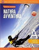 Natura avventura plus. Con Laboratorio. Ediz. tematica. Per la Scuola media. Con e-book. Con espansione online