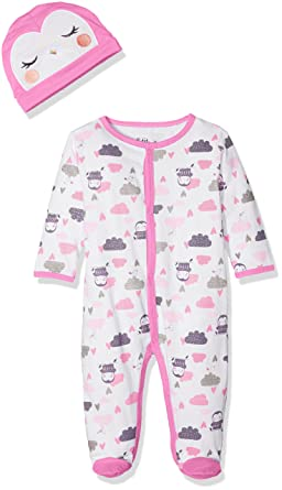 Dodo Homewear Lfd.Clouds.ens, Pelele para Bebés: Amazon.es: Ropa y accesorios