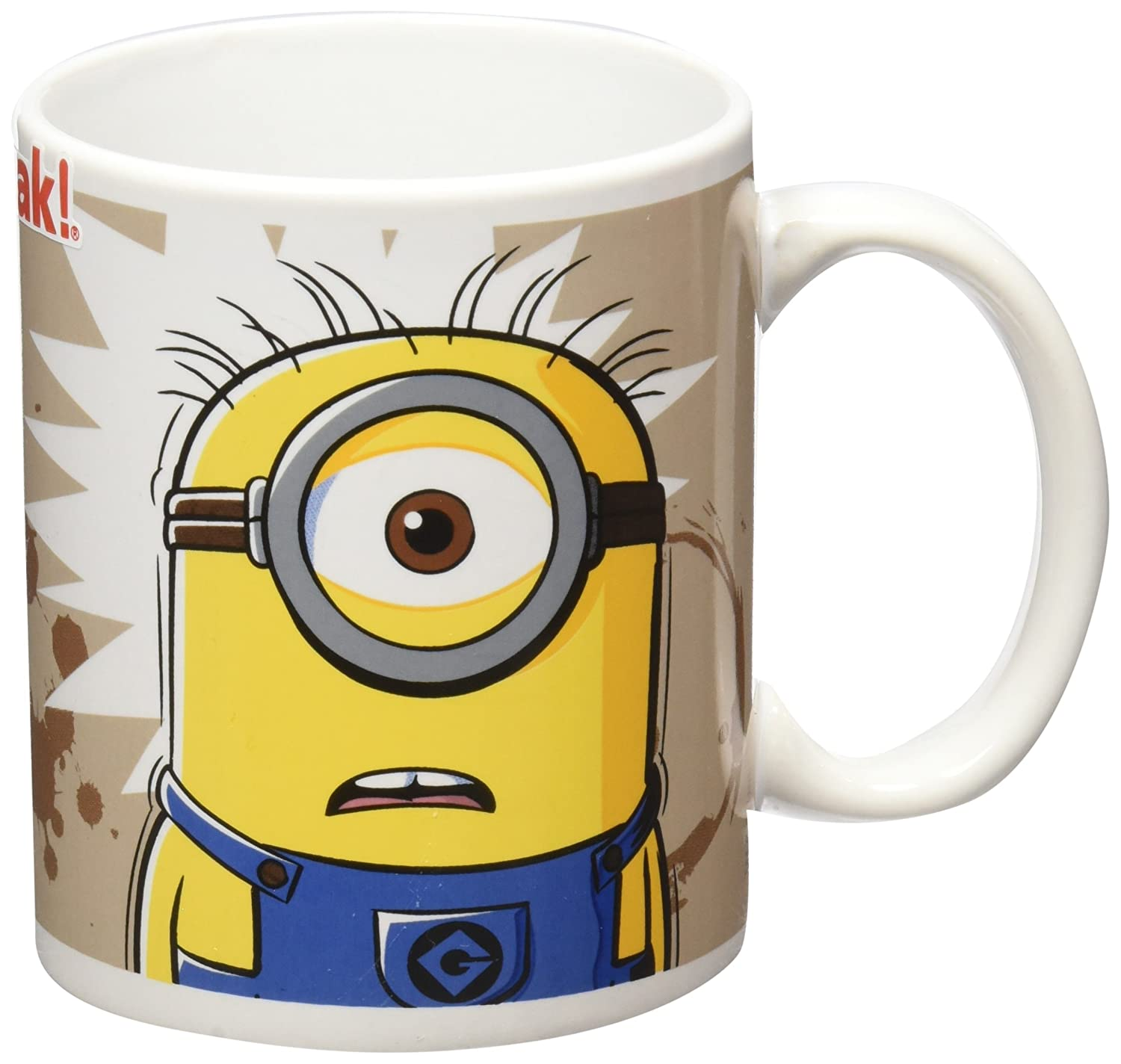 Designs Need Coffee I Mug11 5 Minion Oz Despicable Zak Me VqpMLUGSz