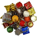 Jiada Big Size Christmas Tree Decorations Assorted - 27 Pieces