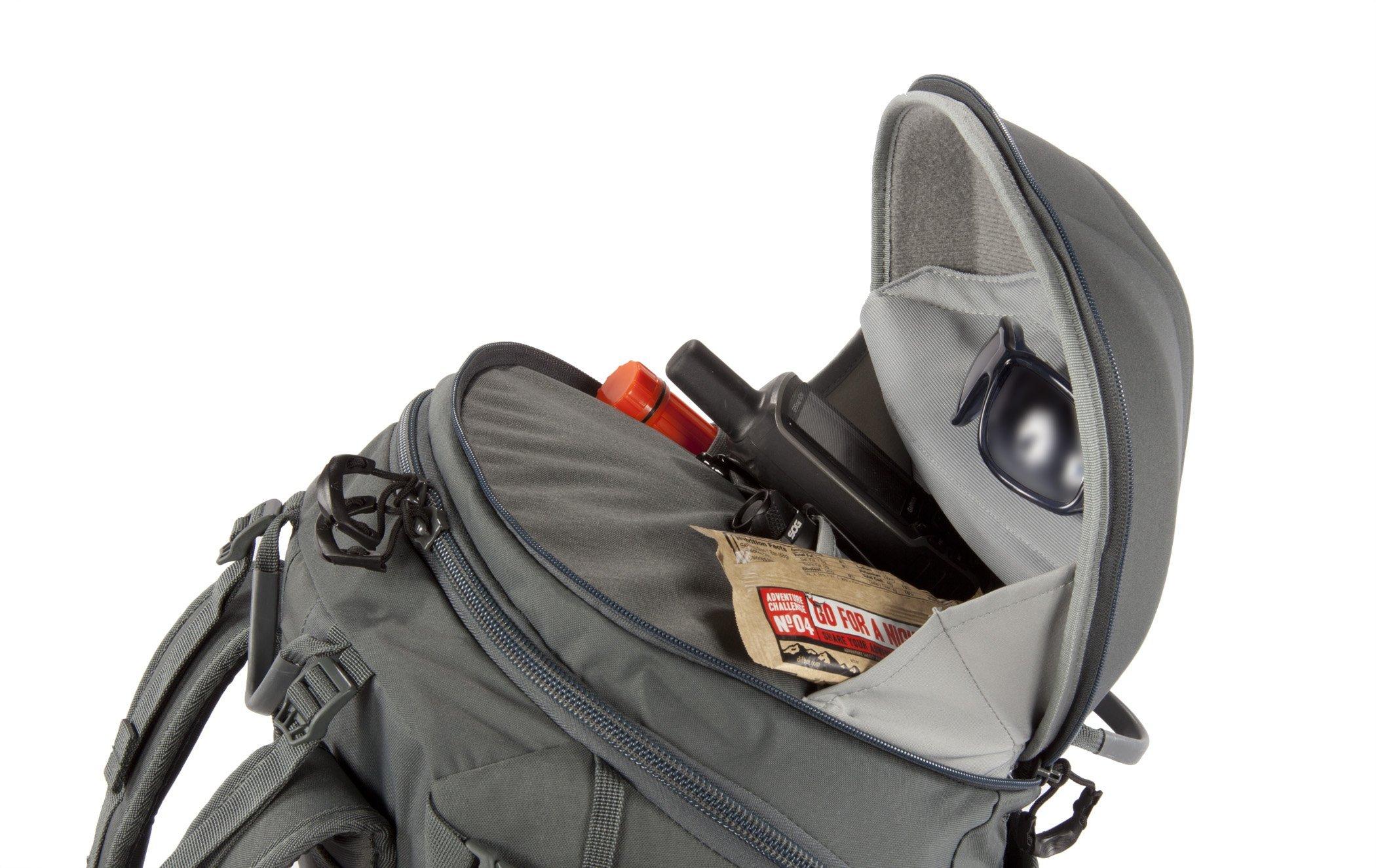 SOG Prophet Backpack CP1005G Grey, 33 L by SOG (Image #5)