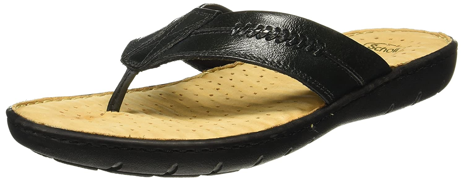 e989b36932e3ea Scholl Men s Tim Thong Sandals  Buy Online at Low Prices in India -  Amazon.in