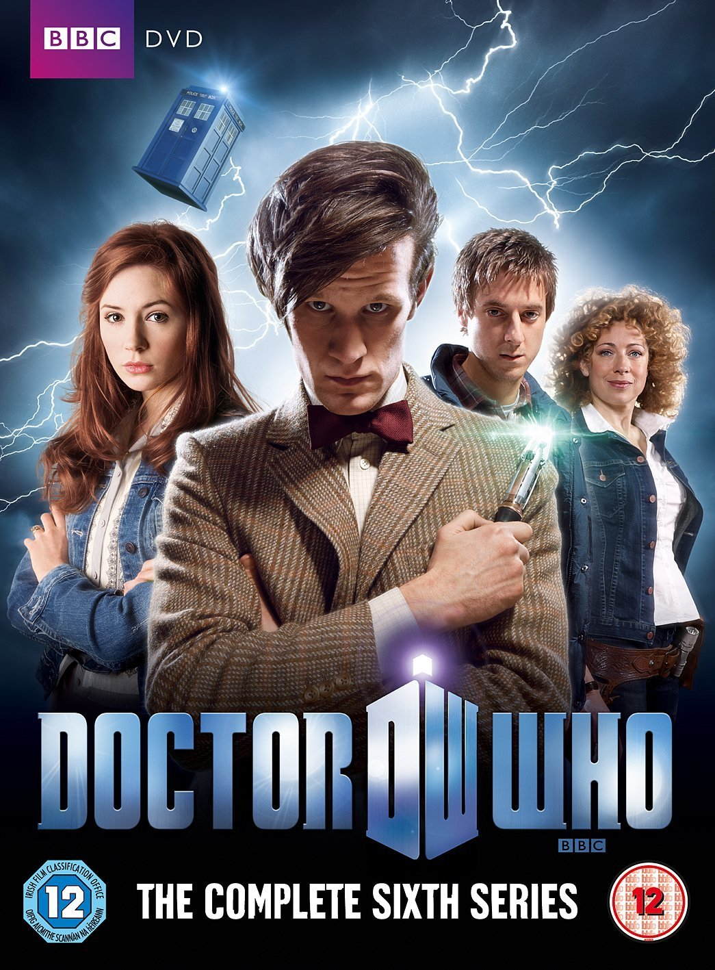 Doctor Who - Complete Series 6 Box Set Reino Unido DVD: Amazon.es ...