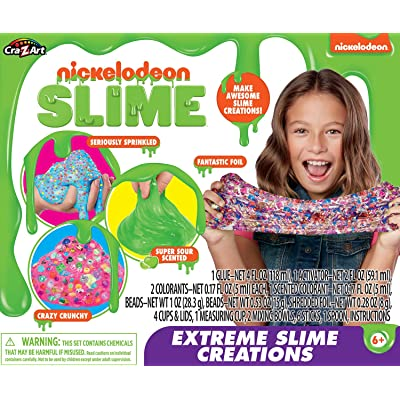 Nickelodeon Slime Extreme Slime Creations Kit: Toys & Games