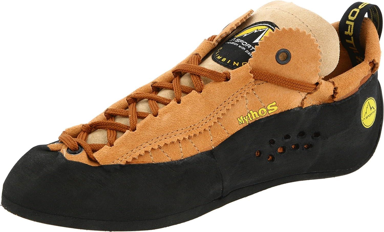 La Sportiva Mythos Climbing Shoe - Men's Terra, 40.5: Amazon.co.uk: Shoes &  Bags