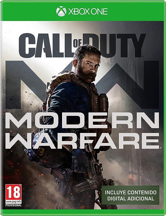 Call of Duty: Modern Warfare (Edición Exclusiva Amazon): Amazon.es ...