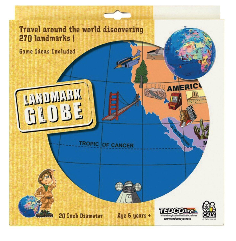 Travel Text Outline With World Landmarks Illustration stock vector ...