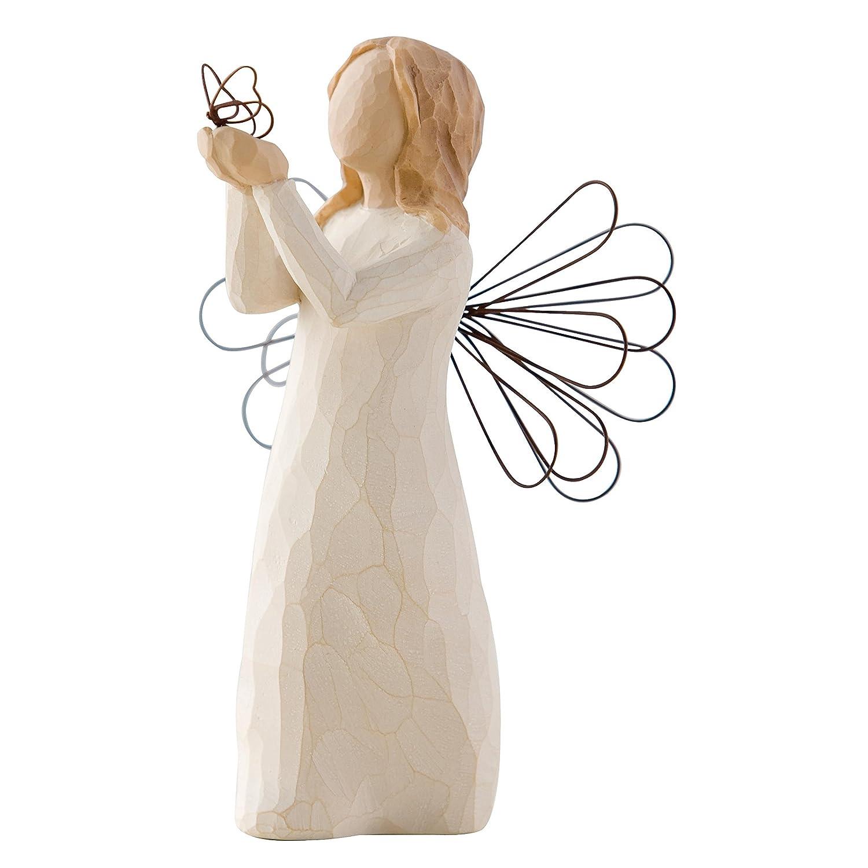 Figura ángel willow tree mariposa