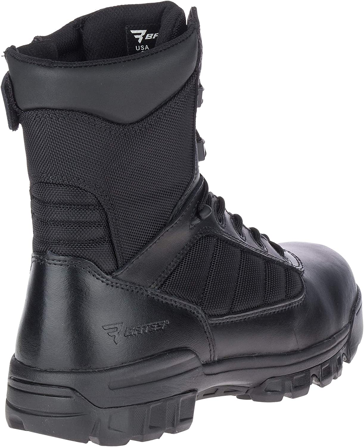 Bates Mens 8 Ultralite Tactical Sport Side Zip Military Boot