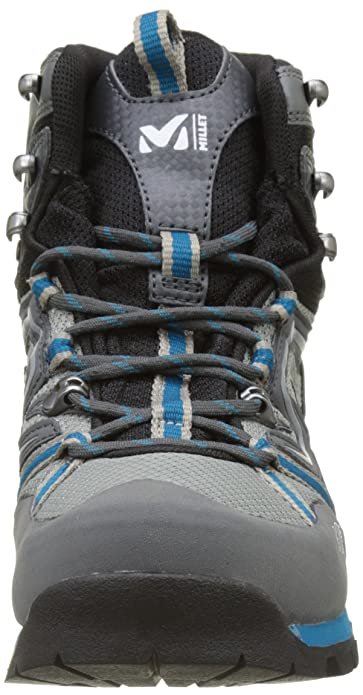 Zapatos de High Rise Senderismo para Mujer Millet Ldhighroutemesh