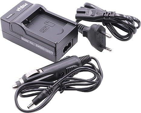 Cargador de batería de VHBW para Panasonic dmw-bck7 dmw-bck7e