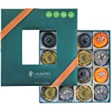Laumière Gourmet Fruits | Superfood Parfait Collection | Healthy Gift Basket - Dried Fruit with Super Food - No Added Sugar |