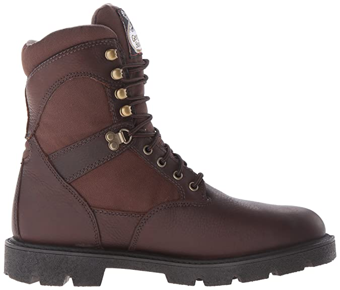 Amazon.com | Georgia Boot Homeland Waterproof Insulated Work Boot | Industrial & Construction Boots