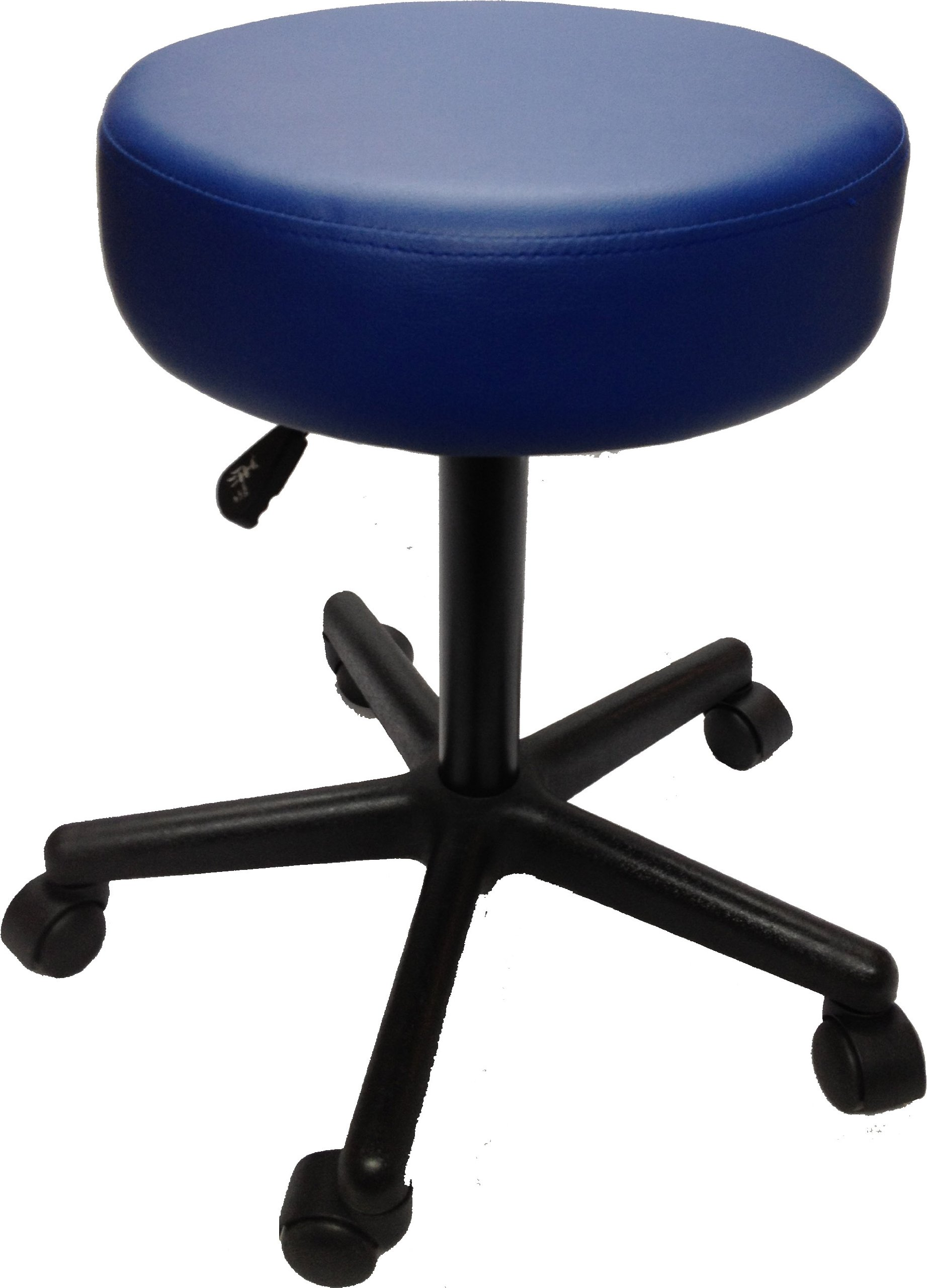 Amazon Com Adjustable Rolling Pneumatic Stool For Massage