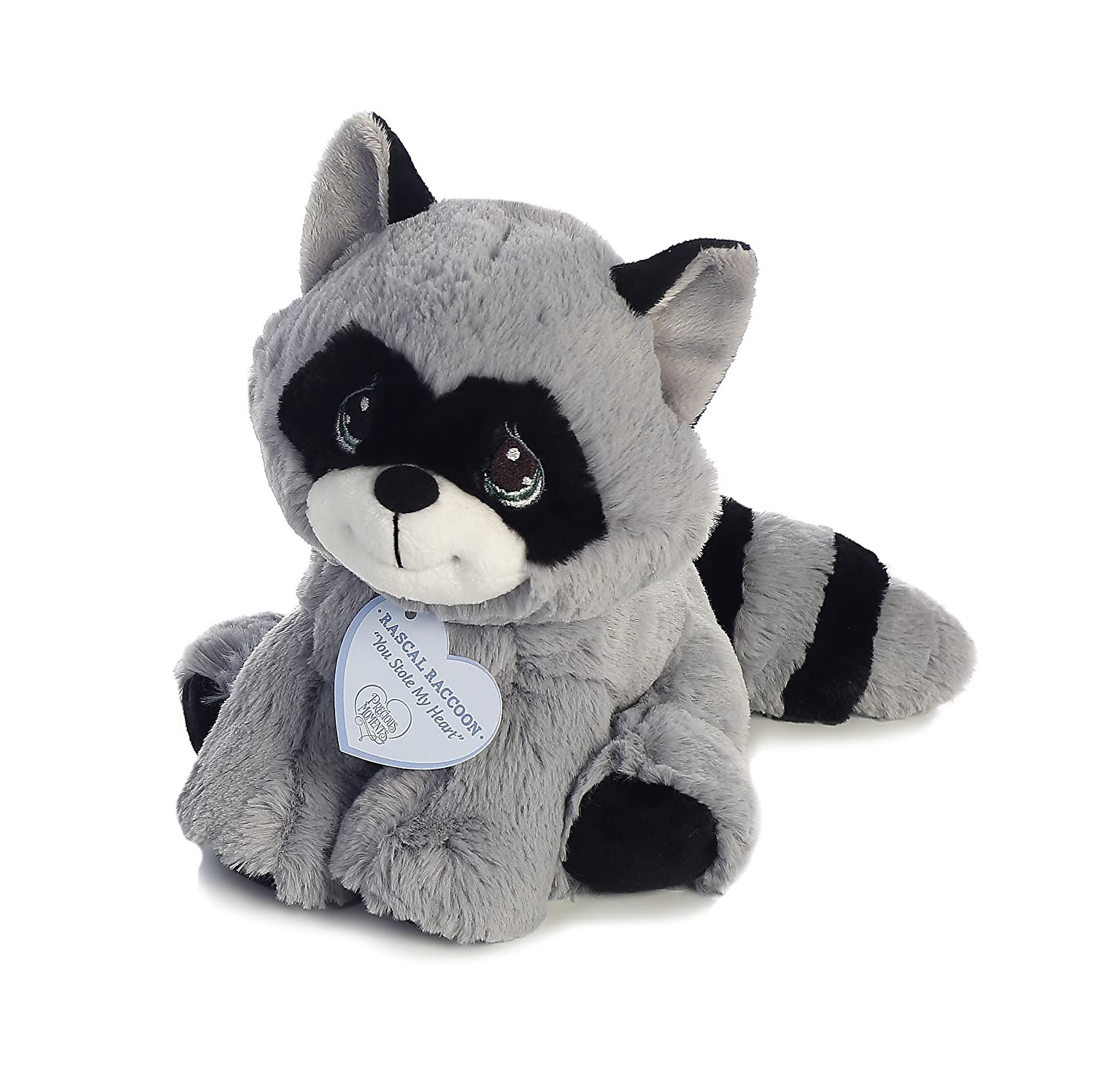 10de9c509af3 Amazon.com: Aurora 15705 World Plush, Small (6-14 in), Grey: Toys & Games