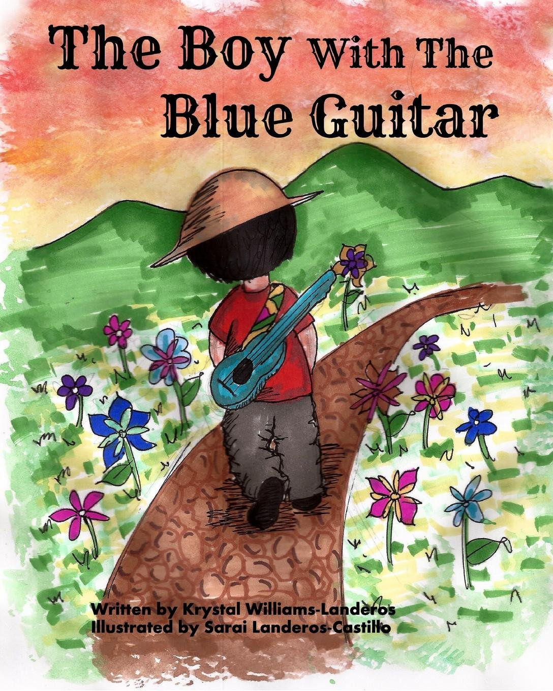 Download The Boy With The Blue Guitar PDF