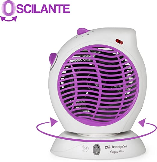 Orbegozo FH 5570 – Calefactor vertical oscilante