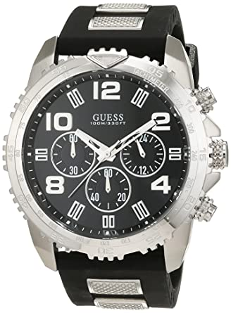 GUESS- VELOCITY Mens watches W0599G3