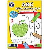 Orchard Toys-Libro da colorare, Motivo: Lettere dell'alfabeto