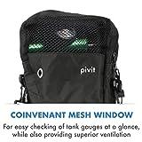 Pivit Oxygen Cylinder Shoulder Bag with Flex