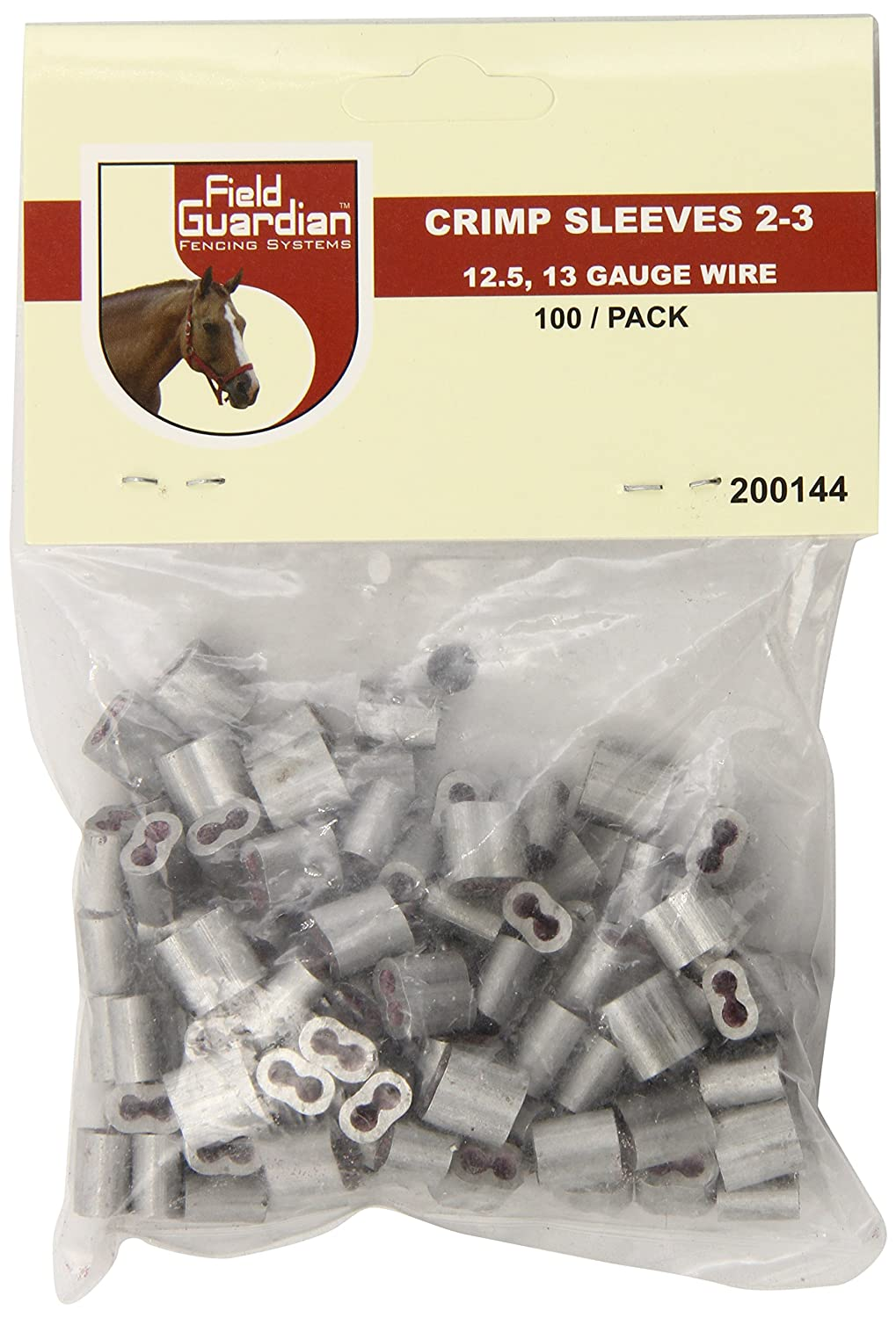 Field Guardian 100-Pack Crimp Sleeve