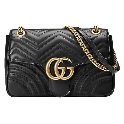 0df345926 KK-BAG GUCCI GG Marmont medium matelassé shoulder bag: Handbags: Amazon.com