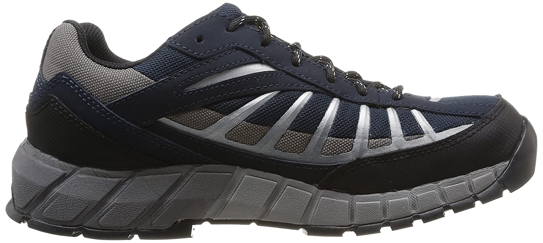 Cat Footwear Infrastructure St S1P HRO SRC - Calzado de Protección de Cuero para Hombre, Color Gris, Talla 40