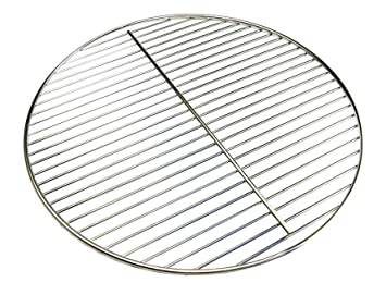 Barbecue Tools & Accessories Barbecue grate stainless steel round 80 cm Grate V2A Barbecue grid Round grill S